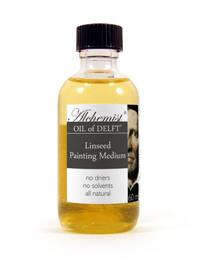 Oil of Delft® Painting Mediums