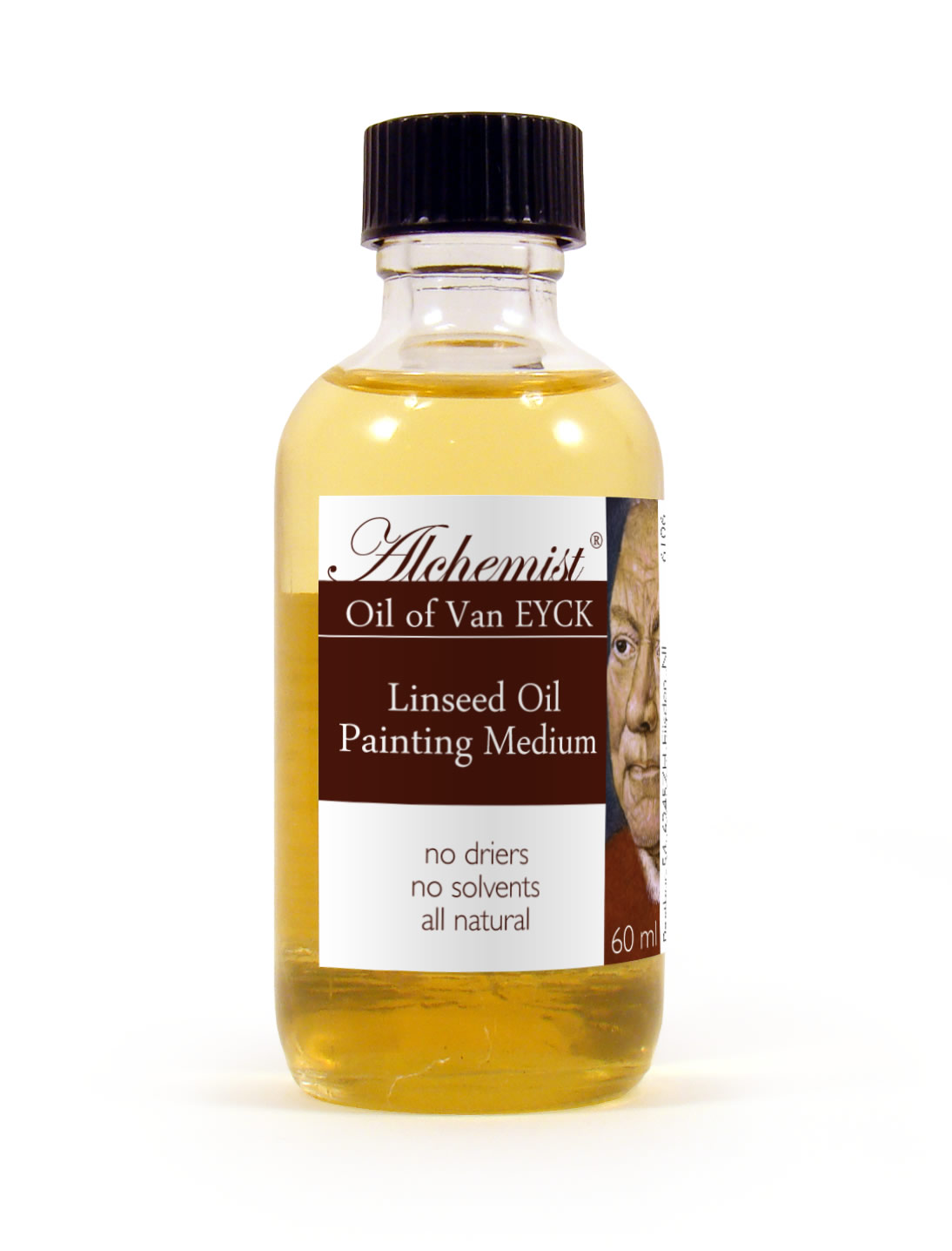 Oil of Van Eyck Linseed Oil Painting Medium